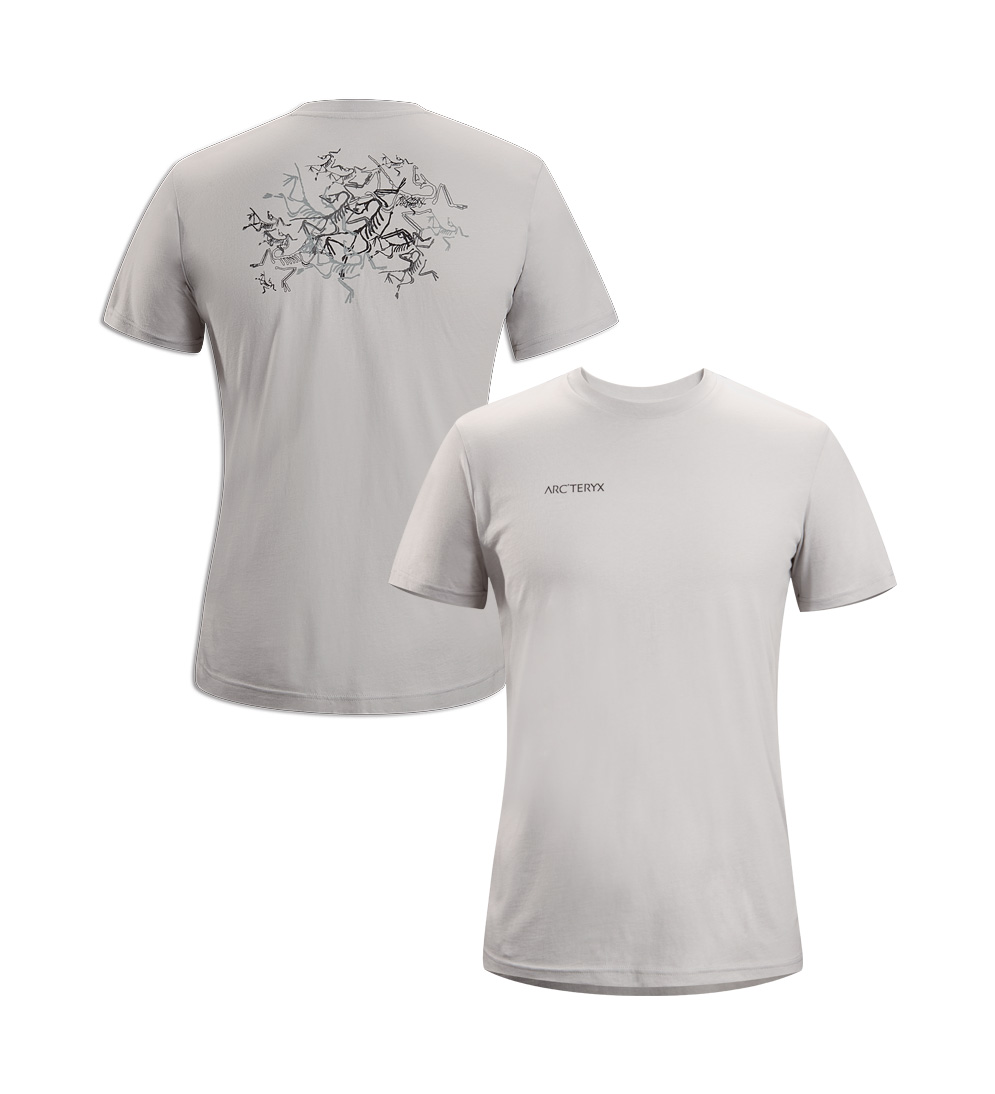 Arcteryx Silverstone Multi Bird T-Shirt - New